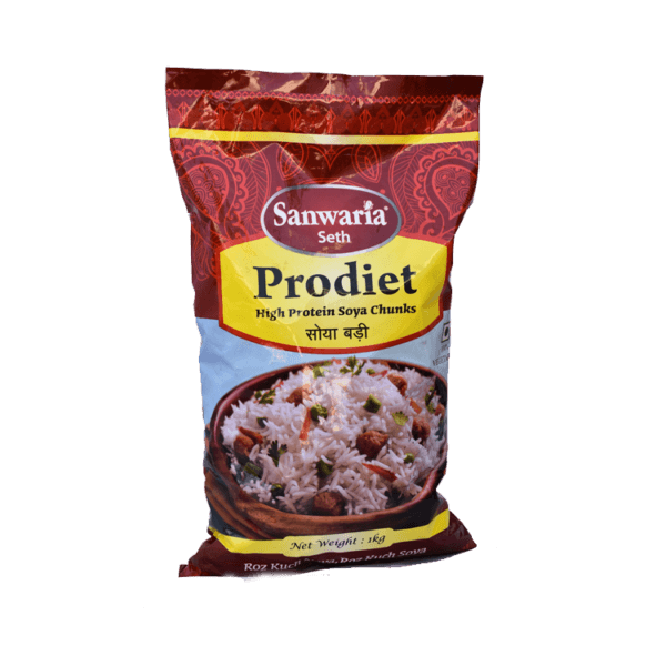 Sanwaria Seth Prodiet Soya Badi 1kg