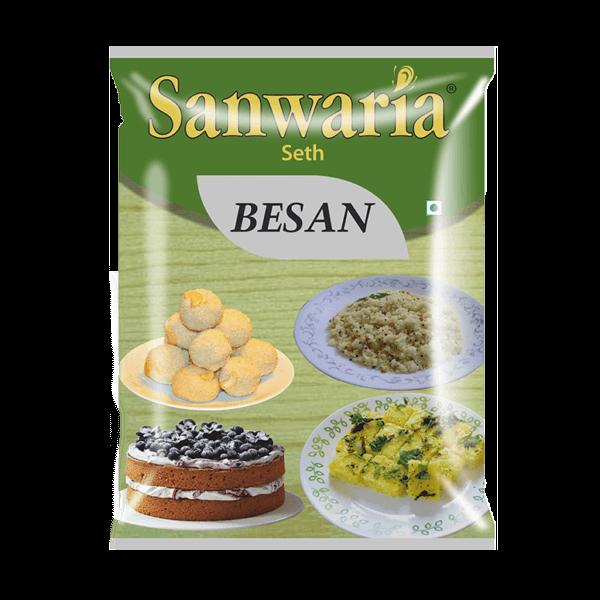 Sanwaria Seth Besan 500grm