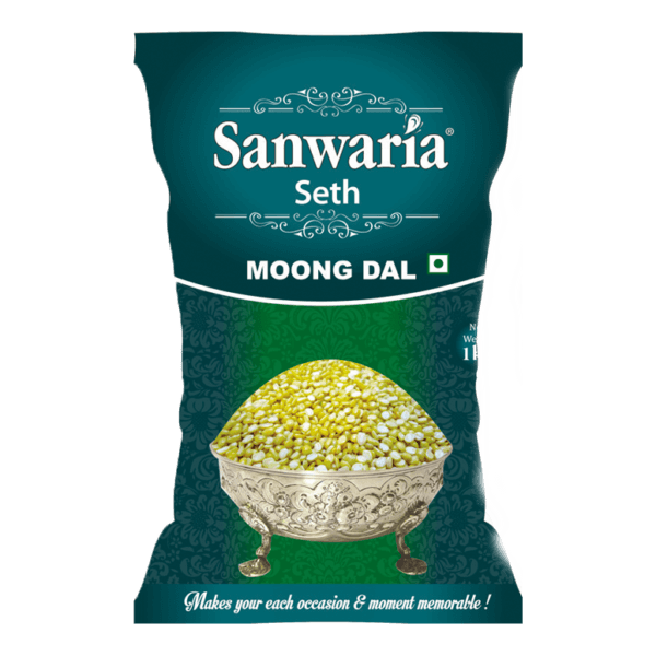 Thumb Of Sanwaria Seth Moong Dal 1kg