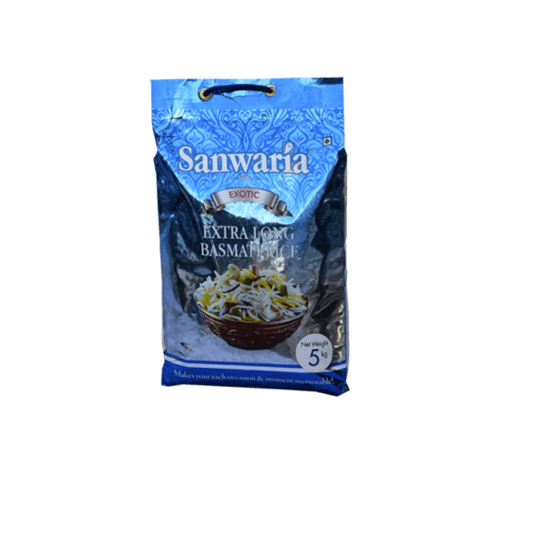 Thumb Of Sanwaria Seth Exotic Extra Long Basmati Rice 1121 5 Kg