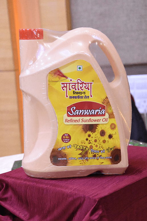 Sanwaria Sunflower Oil 5 Ltr