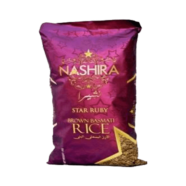 NASHIRA BROWN RICE 1 KG